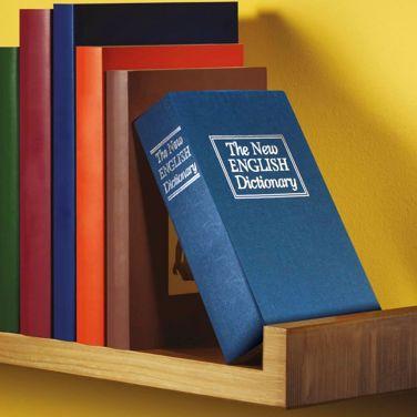Książka sejf słownik prezent dla ojca