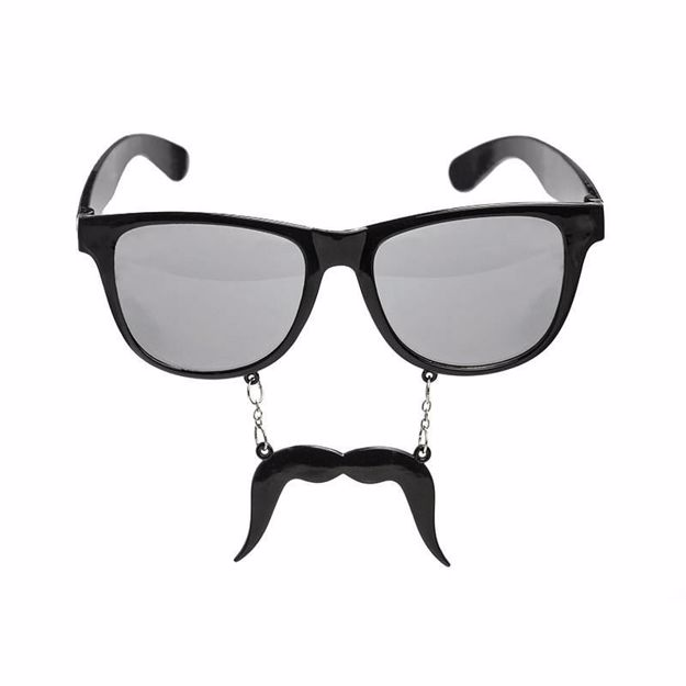 Okulary z wąsami warszawa