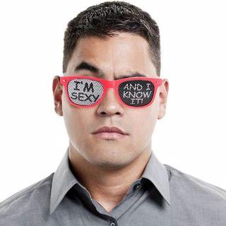 Okulary I'm sexy warszawa