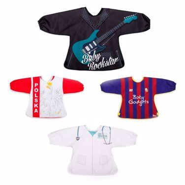 Baby gadgets  śliniak z rękawami warszawa