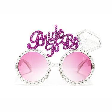 Okulary Bride To Be okulary na wieczór panieński