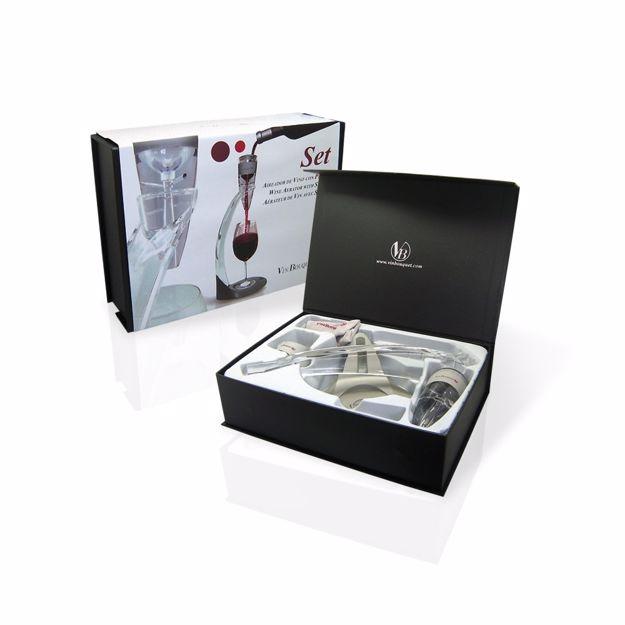 Aerator Napowietrzacz do wina Vinbouquet Deluxe prezent dla niej