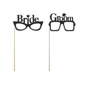 Imprezowe Patyczki Bride Groom gadzety na wieczor panienski warszawa