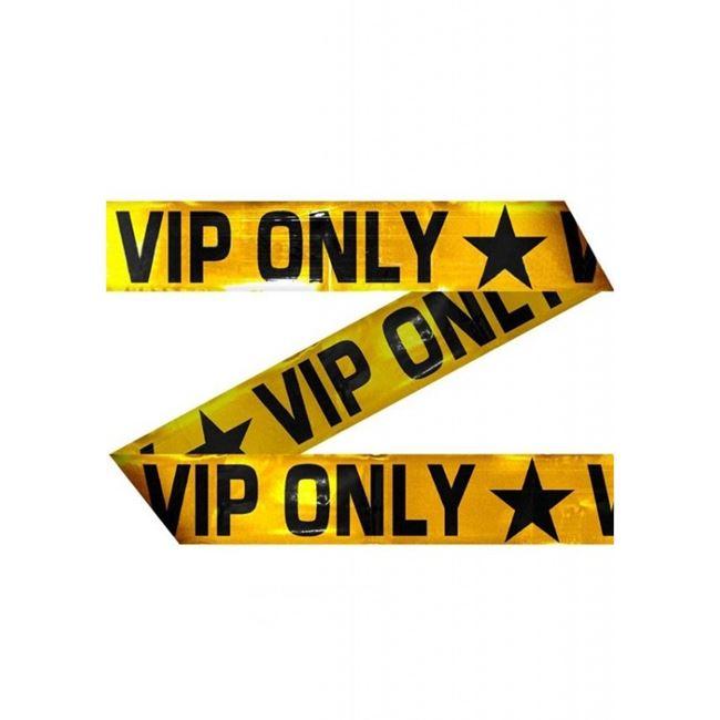 Taśma VIP ONLY gadżety na wieczór panieński