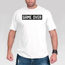 Koszulka Game Over wieczór kawalerski