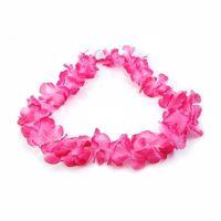 Naszyjnik hawajski różowy idealny gadżet na wieczór panieński