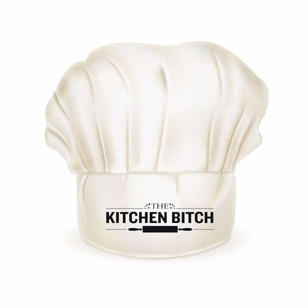 Czapka szefa kuchni Kitchen Bitch prezent dla niej