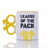 Kubek rowerzysty Leader of the pack prezent dla niego