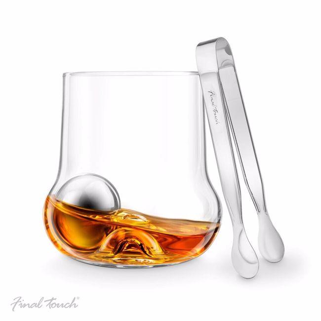 Szklanka do Whiskey Rock Roller prezent dla mężczyzny