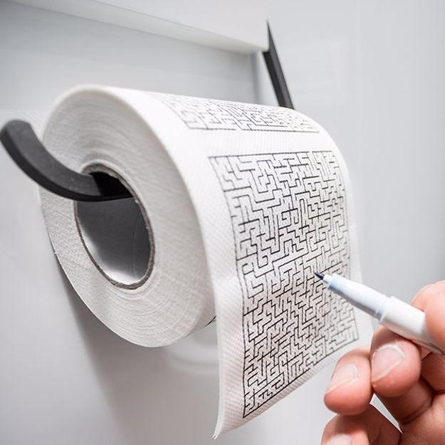 Papier toaletowy labirynt prezent dla niego warszawa