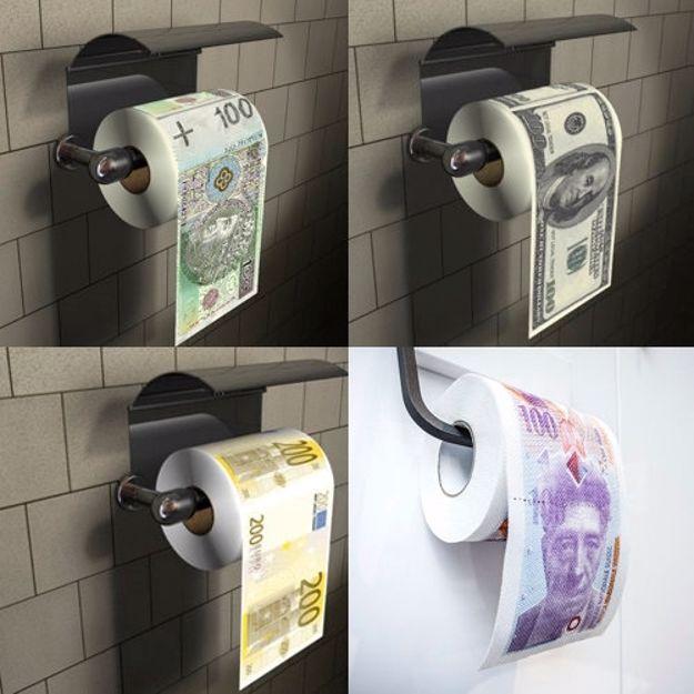 Papier toaletowy walutowy prezent dla niego warszawa