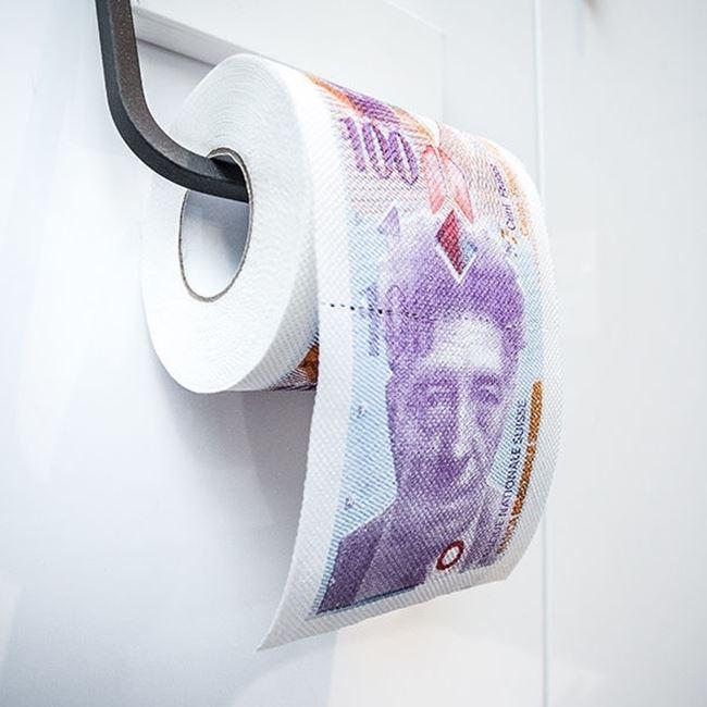 Papier toaletowy frank prezent dla niego warszawa