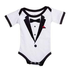 Body gentlemana rozmiar 86 prezent dla chłopca