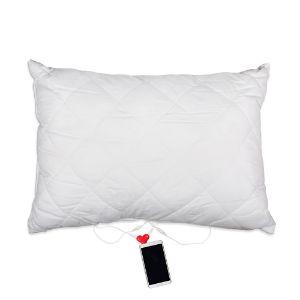 Muzyczna poduszka dla dwojga prezent dla niej