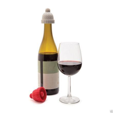 Czapeczka do wina prezent dla niej warszawa