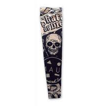Rękaw z tatuażem czaszka prezent dla niego