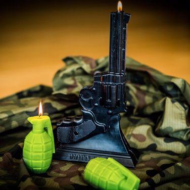 Świeca Magnum 44 prezent dla niego