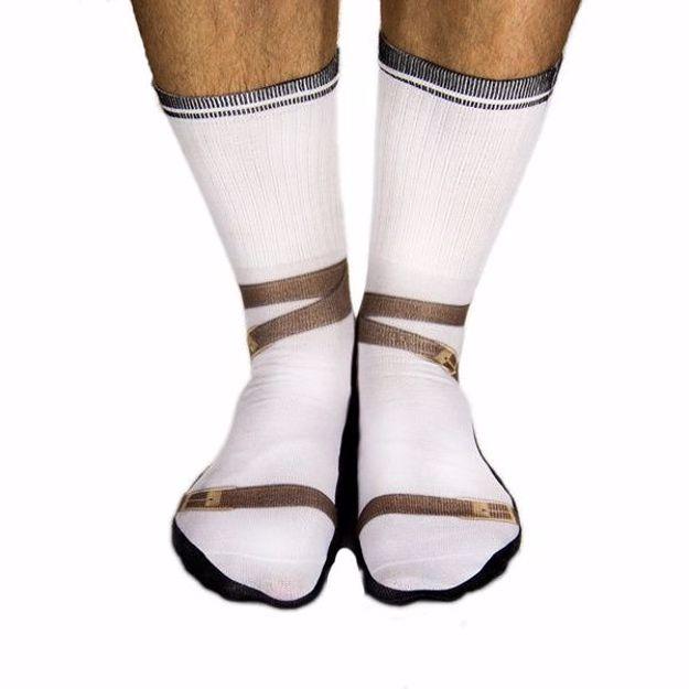 Skarpety sandały prezent dla chłopaka warszawa