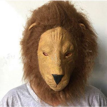 Maska lwa prezent dla chlopaka warszawa
