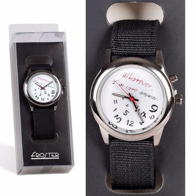 Zegarek dla spóźnialskich prezent dla niej