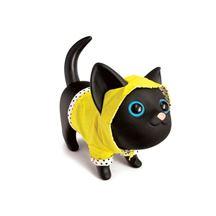 Skarbonka kot w worku filemon w żółtej kurteczce upominek dla chłopaka