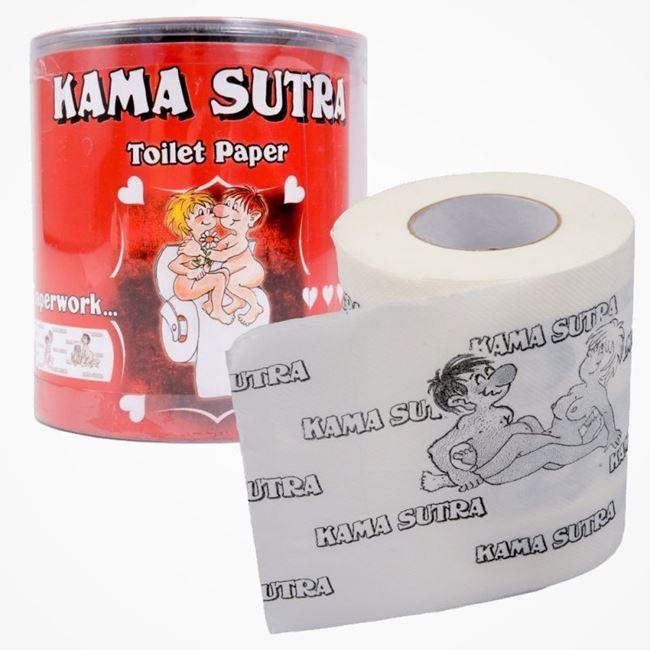 papier toaletowy kamastura śmieszny prezent
