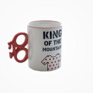 kubek rowerzysty król gór prezent dla niego