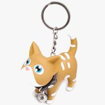 brelok rudy kot z łatami prezenty warszawa