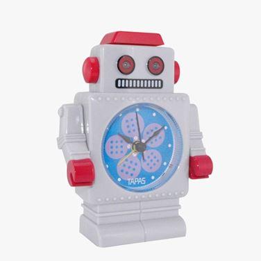 budzik robot tommy prezent dla chłopca