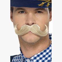 Wąs bawarczyka wąsy samoprzylepne warszawa