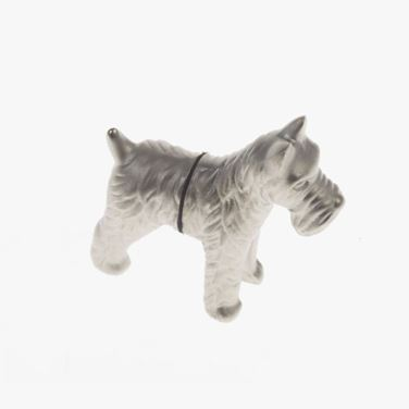 magnesy pies schnauzer prezent dla dziewczyny