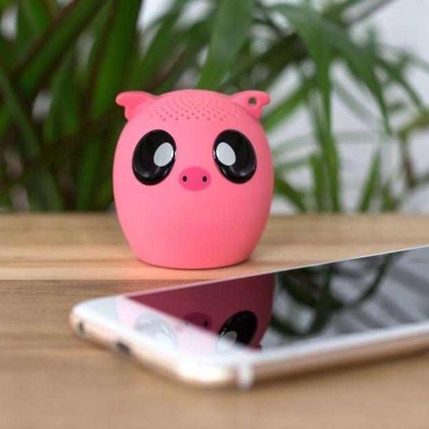 głośnik świnka prezent dla dziewczyny