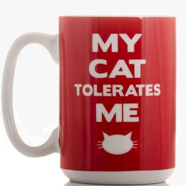 mój kot mnie toleruje prezent dla dziewczyny warszawa