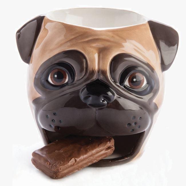 kubek pies na słodycze prezent dla niej