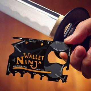 Ninja wallet prezent dla niego