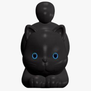 Skarbonka kot felix prezent dla dziewczyny
