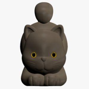 Skarbonka kot felix prezent dla dziewczyny warszawa