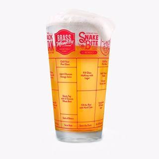 Piwna rewolucja szklanka do piwa prezent dla ojca