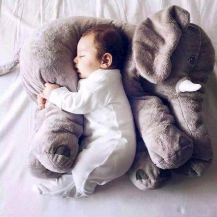 Poduszka Słoń prezent dla dziecka
