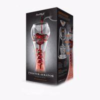 Twister - Szklany Aerator Do Wina gadżety do alkoholu