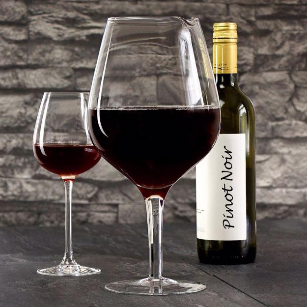 Gigantyczny kieliszek do wina xxl prezent dla niej