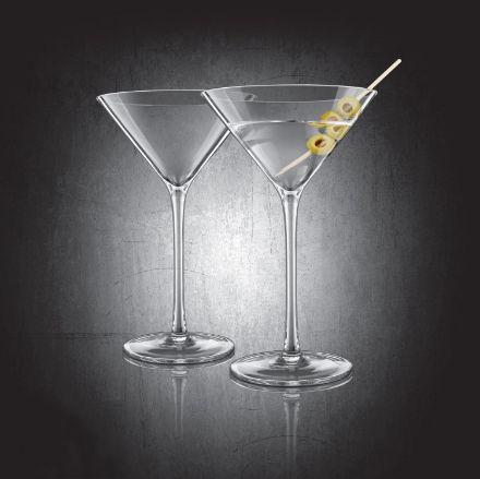 kieliszki do martini prezent dla niej