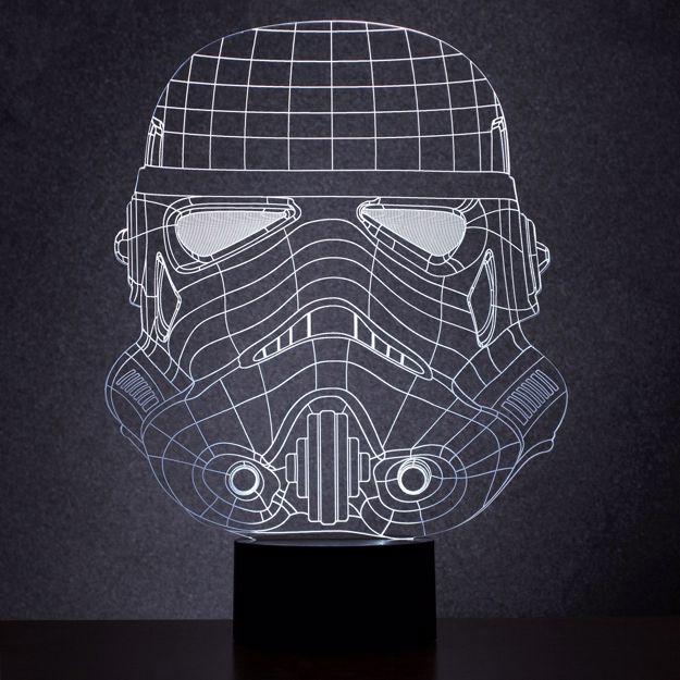 Lampka StormTrooper Prezent dla niego