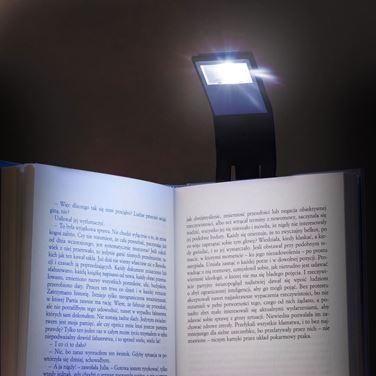 Lampka czytelnika prezent dla mamy