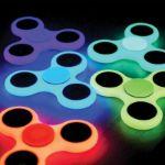 Fidget Spinner Świecący w Ciemności Prezenty warszawa