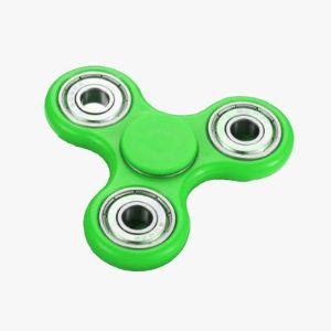 Fidget Spinner –Zielony prezent dla szefowej