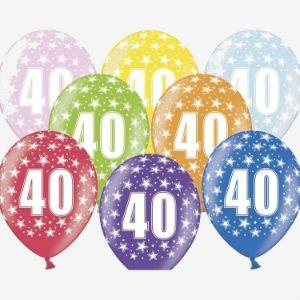 Balony na urodziny warszawa
