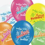 Balony urodzinowe warszawa
