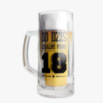 Kufel 18 latka legalne piwo prezent na osiemnastke warszawa