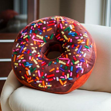 Poduszka gigantyczny Donut prezent dla dziewczyny